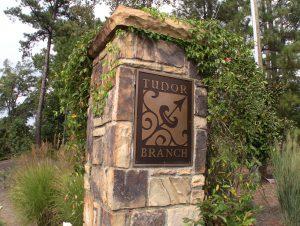 Tudor Branch Subdivision
